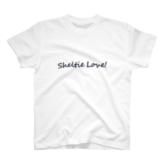 Sheltie Love! T-shirts