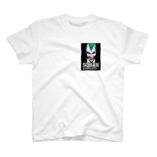 ソーバーミニマーク T-shirts