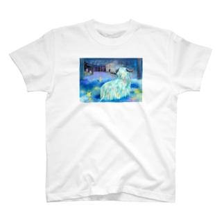 『ベッドの下には夜がいる』 T-shirts