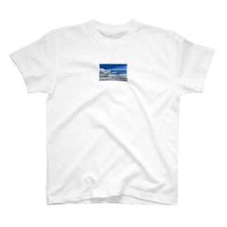 青い空 T-shirts