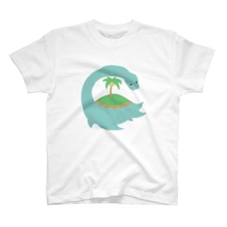 ネッシーアイランド T-shirts