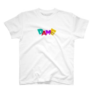 DAME POP T-shirts