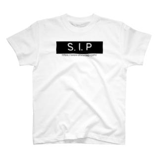 S.I.P団体Tシャツ T-shirts