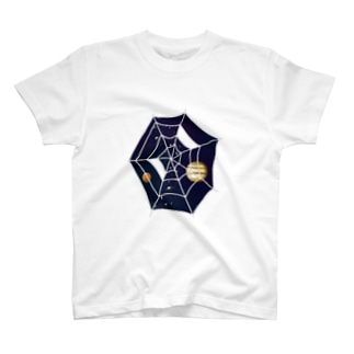 Spider☆Planets T-shirts