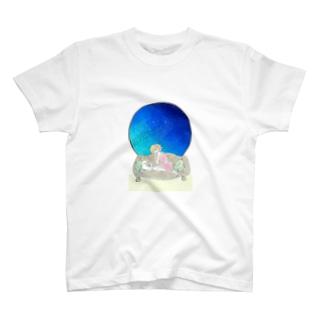hoshi_furu_yoru_ T-shirts