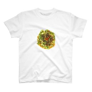 phakchi stream T-shirts