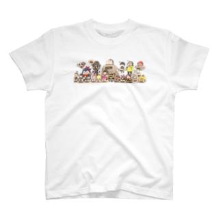 ありけん鯖Tシャツ T-shirts