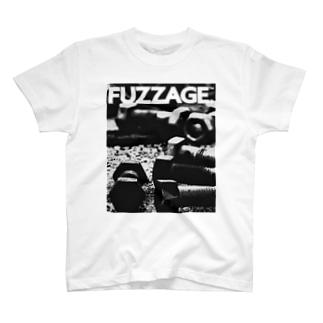 FUZZAGE. No.14 T-shirts
