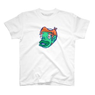 河童 T-shirts