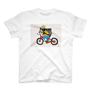 宅配猫Tシャツ T-shirts