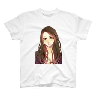 お姉さんTシャツ T-shirts