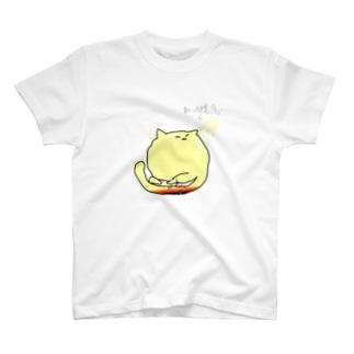 ねこ概念↑ T-shirts