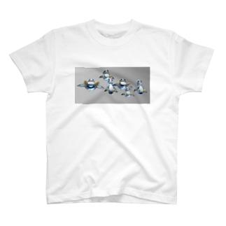 3DCADぺんぺんず T-shirts