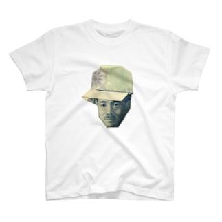 ピッチャー野口 T-shirts