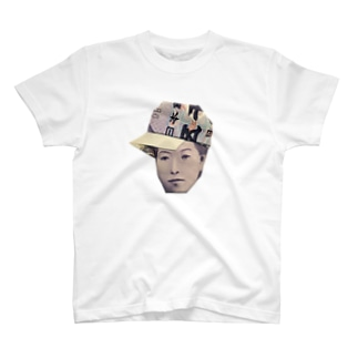 樋口マネージャー T-shirts