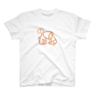どうしたんだい。 T-shirts