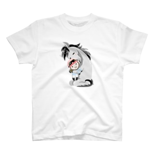 僕とカズ君【ギューッ】 T-shirts