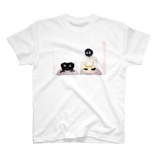 カエルと社長 T-shirts