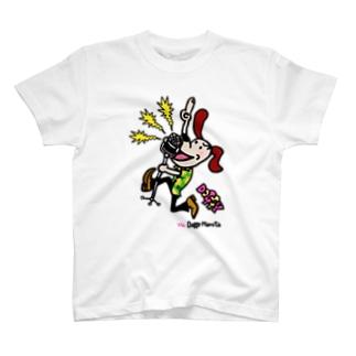 アニマルライブ♪Dog gy マルタ T-shirts