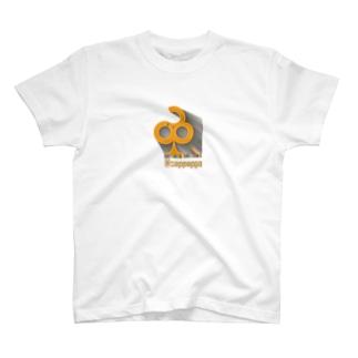 【右利き用】さっぱっぱタグ入りロゴマグカップ T-shirts