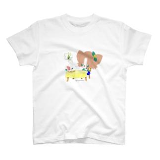 ステキなお茶会に致しましょう♬ T-shirts