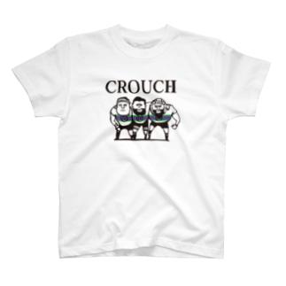 【ラグビー / Rugby】 CROUCH T-Shirt