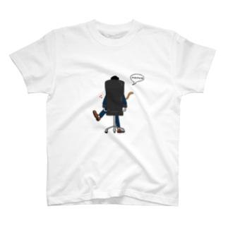 愛猫 T-shirts
