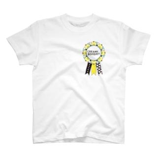 ROSETTO_YELLOW T-shirts