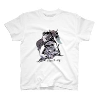 Elza.F.Alf T-shirts