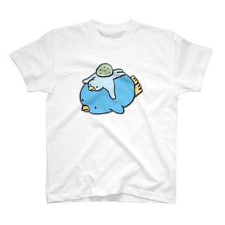 一石二鳥 T-Shirt