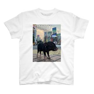 BUBU shibuya T-shirts