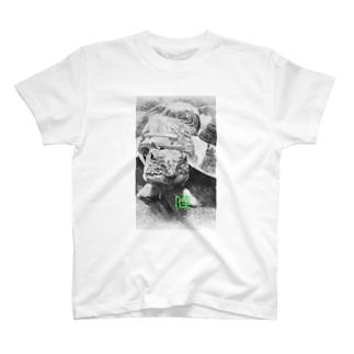 陸 T-shirts