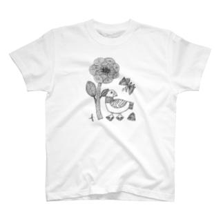 ククのじゃない T-shirts