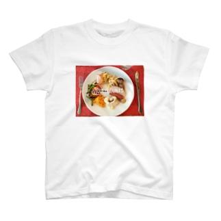 Vaasa/Vasaシリーズ 「クリスマスランチ」 T-shirts