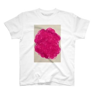 雑交ローズ T-shirts