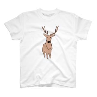 トナカイ? T-shirts