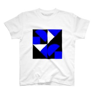 幾何学もよう T-Shirt
