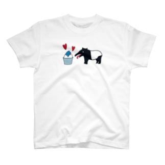 Noono Hot Summer Tシャツ T-shirts