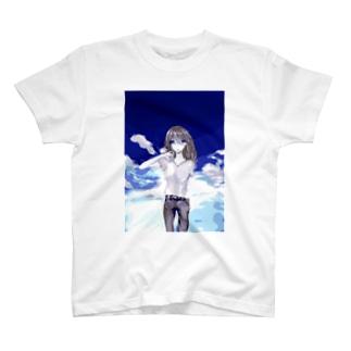 海と空 T-shirts