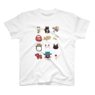 JAPAN WABISABI T-shirts