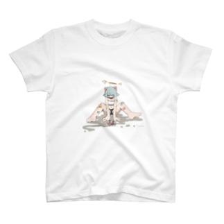 かにとねこ T-shirts