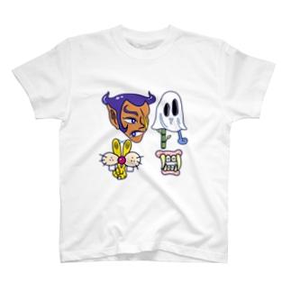 まちがいさがし② T-shirts
