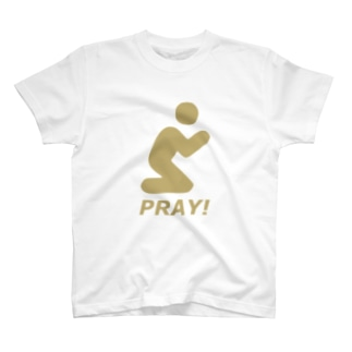 SET PRAY T-shirts