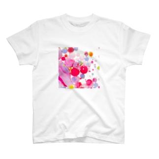 The bubble T-shirts