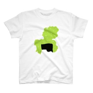 おにぎふ T-shirts