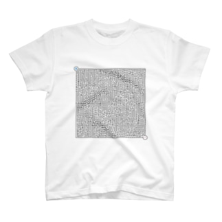 めいろ。出逢うために。 T-shirts