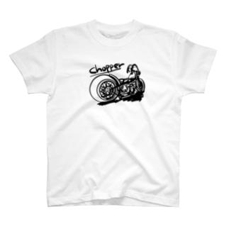 チョッパー T-shirts