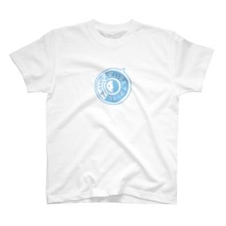 牛乳ハンター(LightBlue) T-shirts