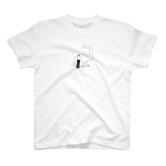 僕とくびながりゅう T-shirts