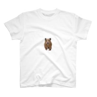 実家ハムスター T-shirts